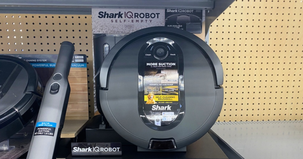 Shark IQ Robot Vacuum R100