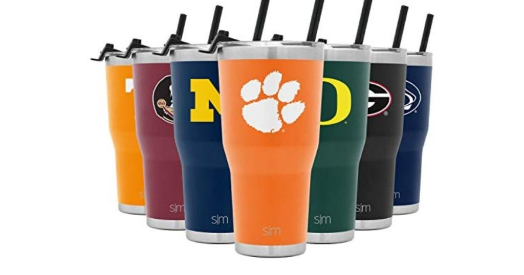 7 Simple Modern NCAA 30oz