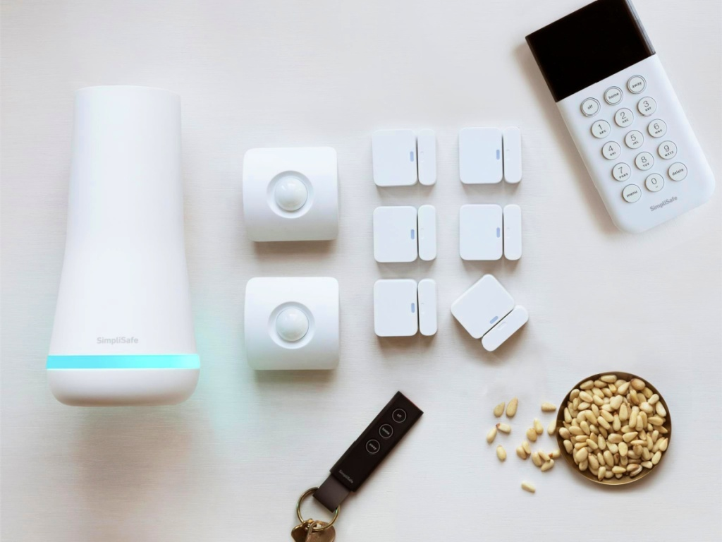 SimpliSafe Shield Home Security System