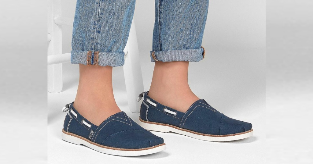 Skechers Bobs Chill Luxe New Light Slip-Ons