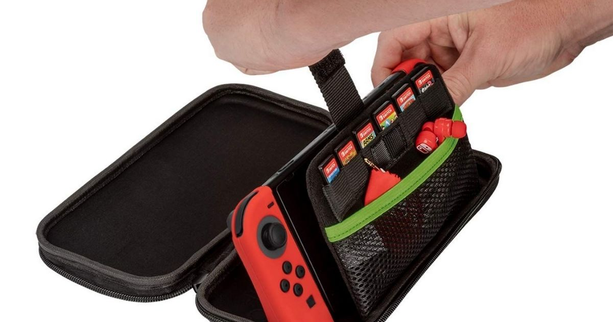 hand opening Slim Case for Nintendo Switch