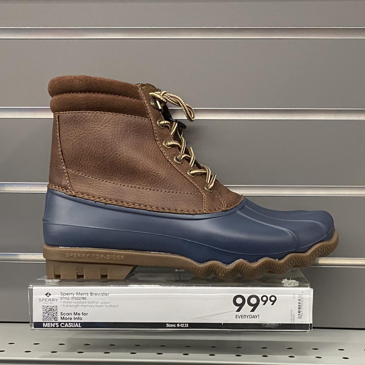 SperryDuck Boots