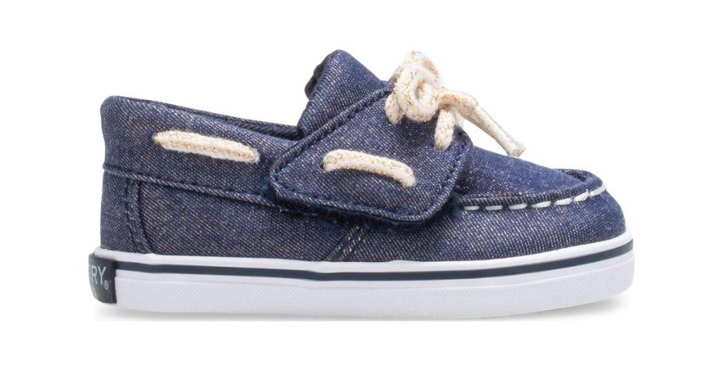 Sperry Little Kids Crib Boat Shoe
