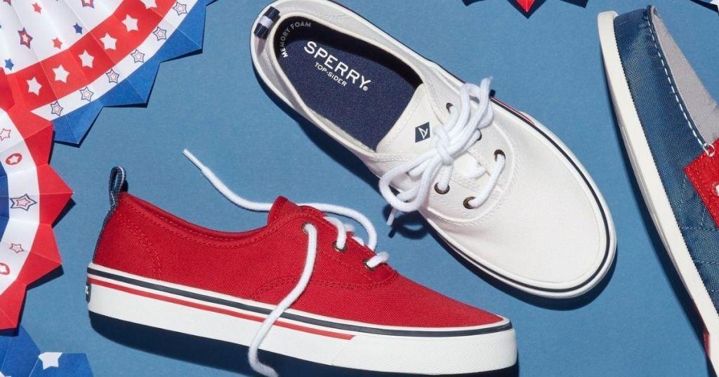 Sperry Womens Footwear
