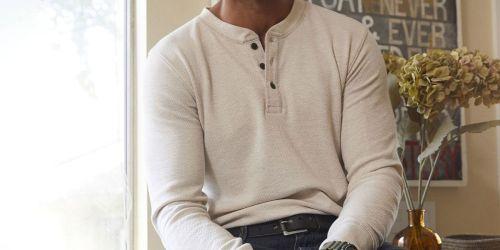 St John's Bay Men's Long Sleeve Shirts Only $11 on JCPenney.com (Regularly $30)