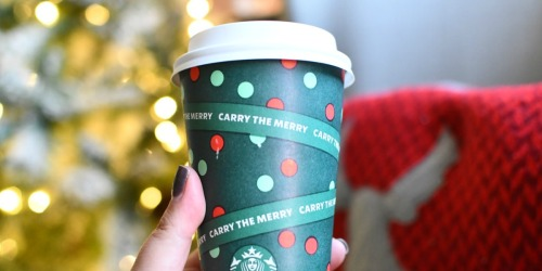 Enter to Win Starbucks for Life + Millions of Other Prizes!
