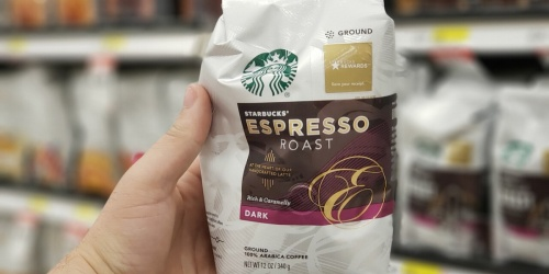 Starbucks Ground Coffee Bags 6-Pack Only $26.99 Shipped for Amazon Prime Members | Just $4 Per Bag