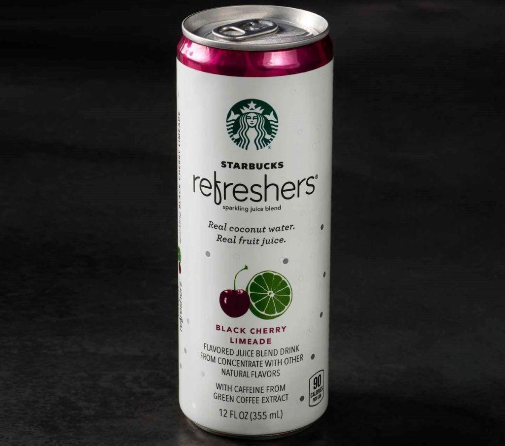 Starbucks Refreshers can