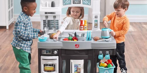 Step2 Play Kitchen & Accessories Set Just $49.99 + Earn $10 Kohl's Cash (Regularly $80)   Black Friday Deal