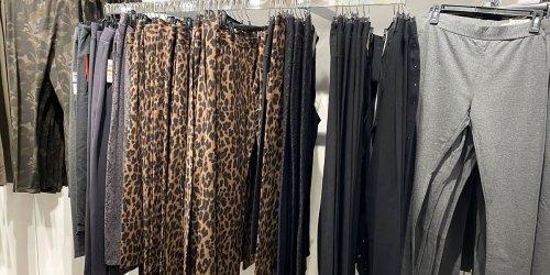 Women's Leggings Only $4.99 on Macys.com (Regularly $20) | Black Friday Deal