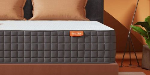 Over $140 Off Queen Size Memory Foam Mattress on Amazon | Awesome Reviews