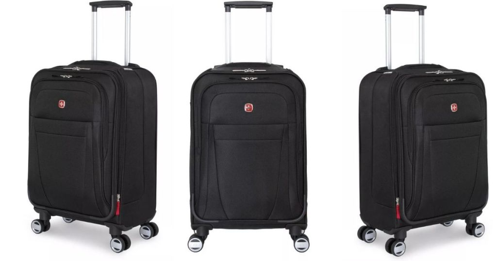 3-view Swissgear 19_ Carry-On