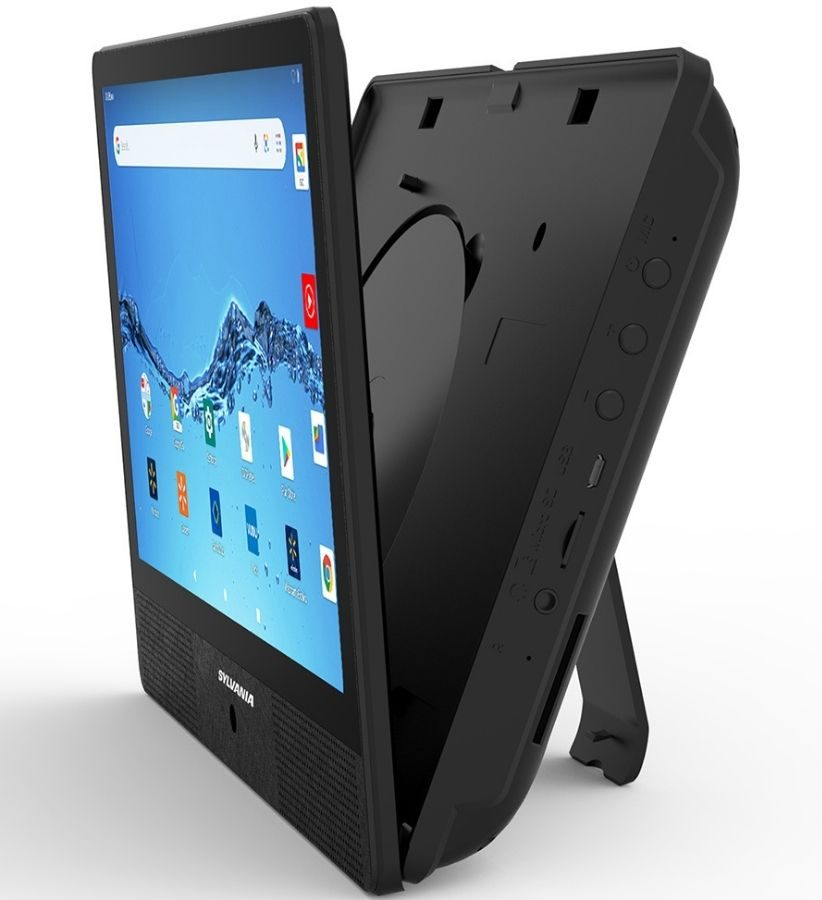 Sylvania DVD Player/ Tablet