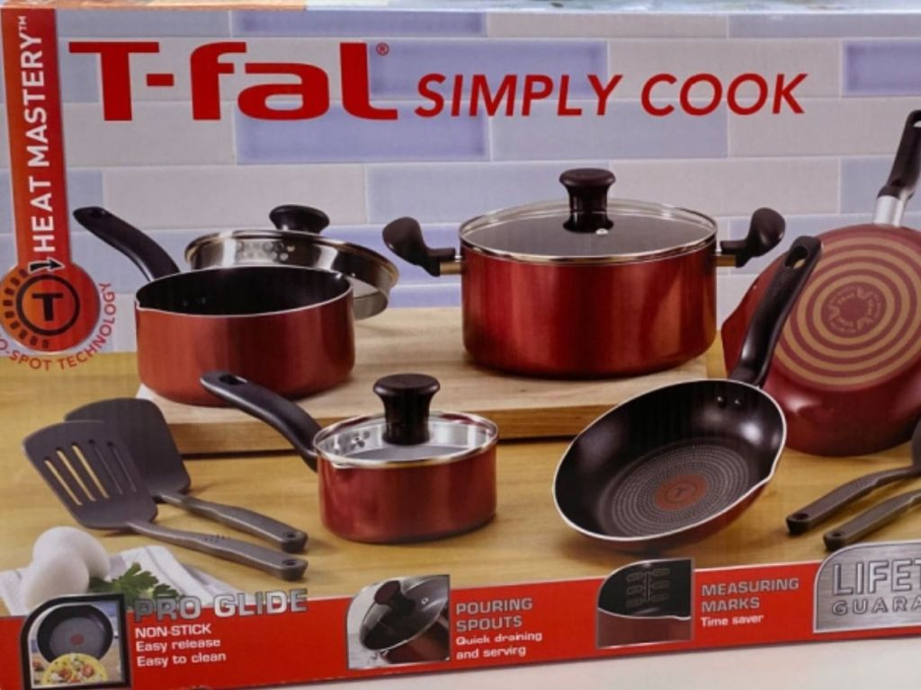 T-Fal Simply Cook