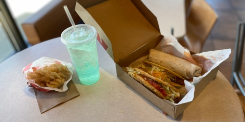 FREE Chalupa Cravings Box w/ Taco Bell Rewards Sign-Up | Includes Drink & Cinnamon Twists