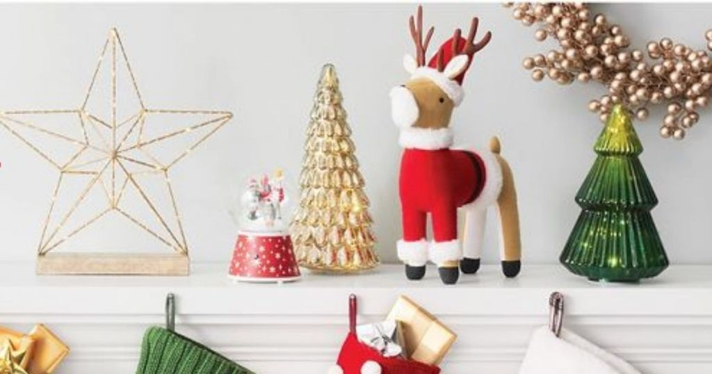 Select Target Holiday Decor