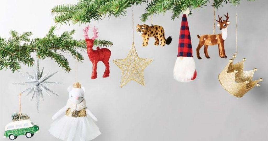 Select $3 Target Ornaments