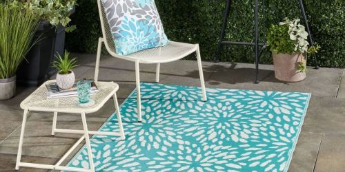 Up to 50% Off Outdoor Rugs & Patio Furniture at Target