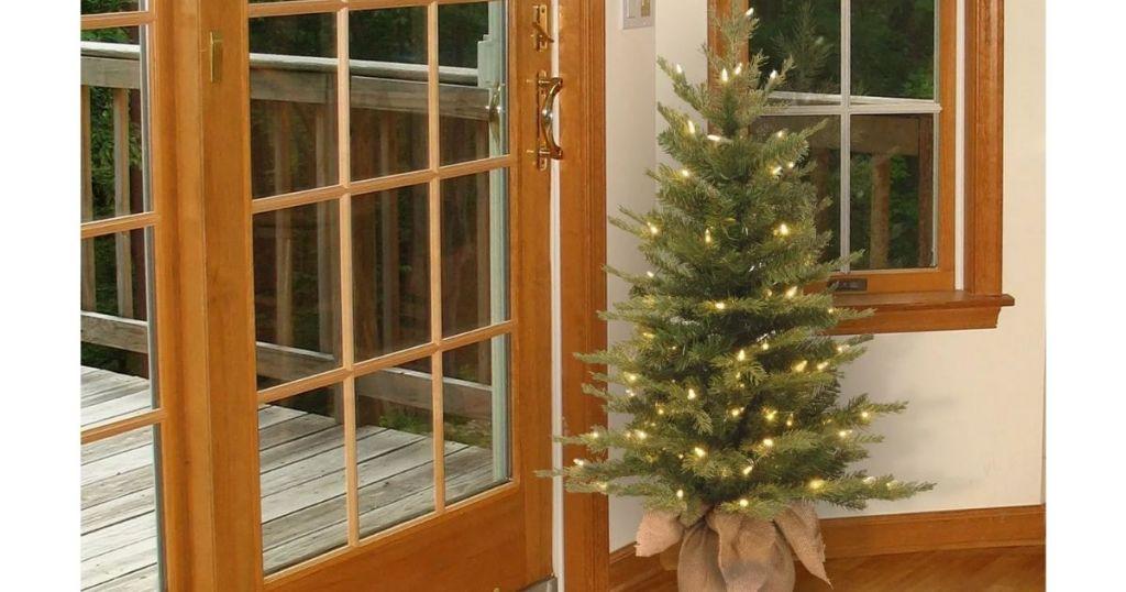 Target Pre-Lit 3ft Tree