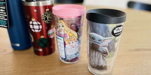 Up to 50% Off Tervis Tumblers | Star Wars, Disney Princess, Harry Potter & More