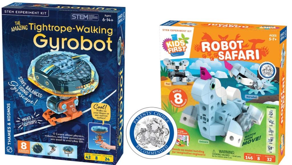 Thames & Kosmos Educational Kits