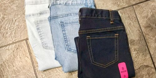 The Children's Place Basic Denim From $7.99 (Regularly up to $19.50)