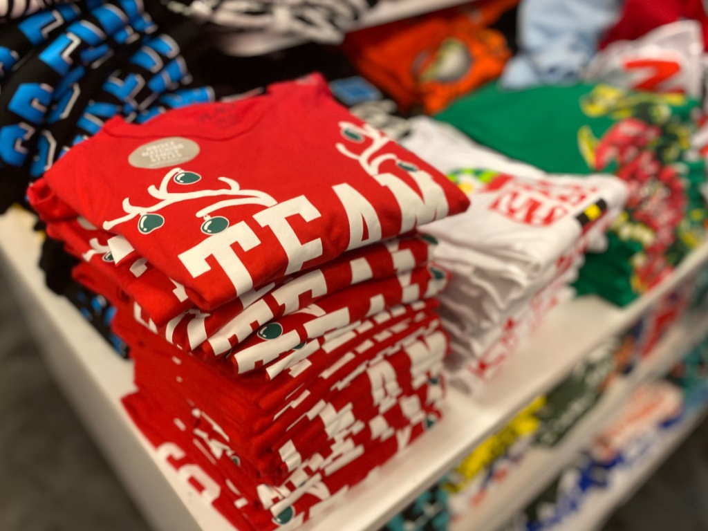 kids graphic tees at the children's place
