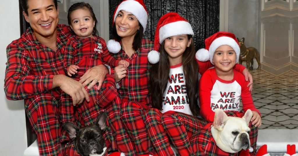 The Children's Place Matching family pajamas