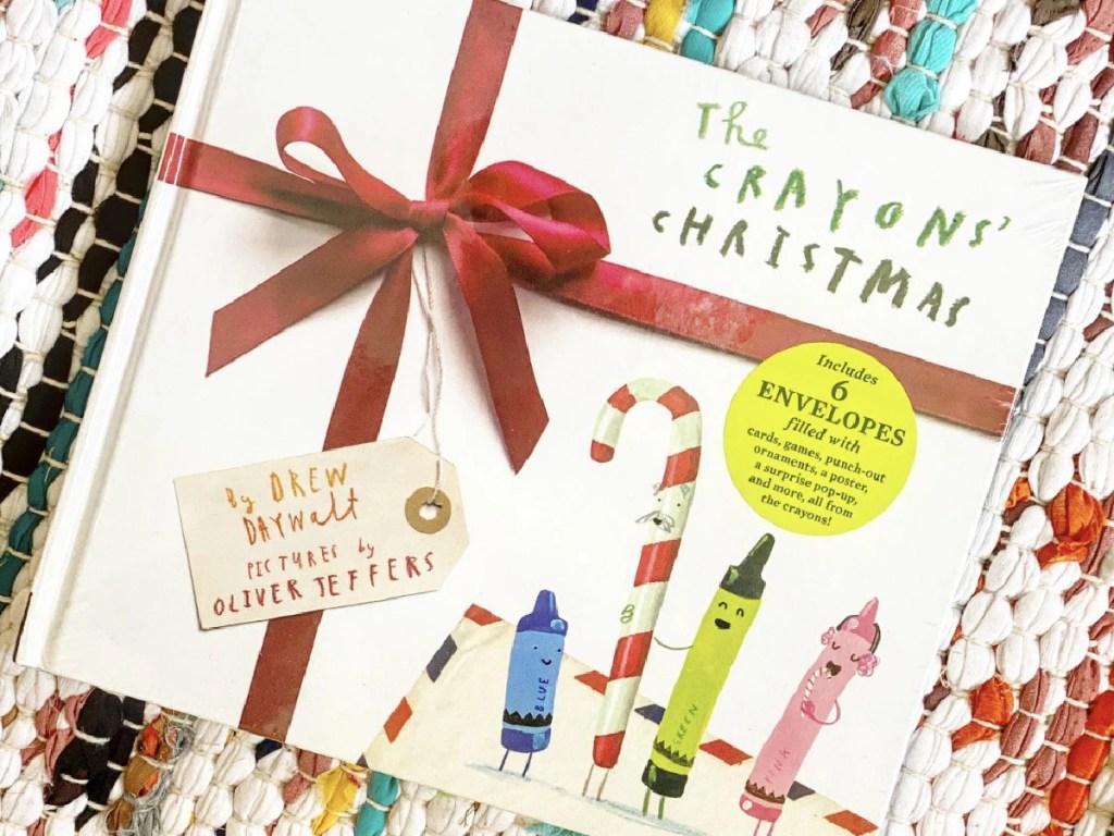 hardcover kids Christmas book