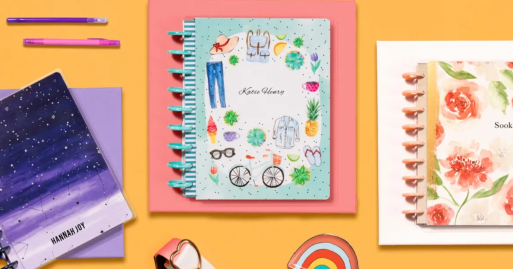 multiple happy planners