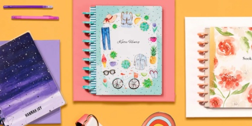 Custom Happy Planners Only $15.99 (Regularly $40)