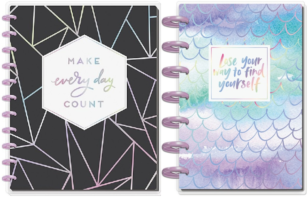 The Happy Planners Notebooks