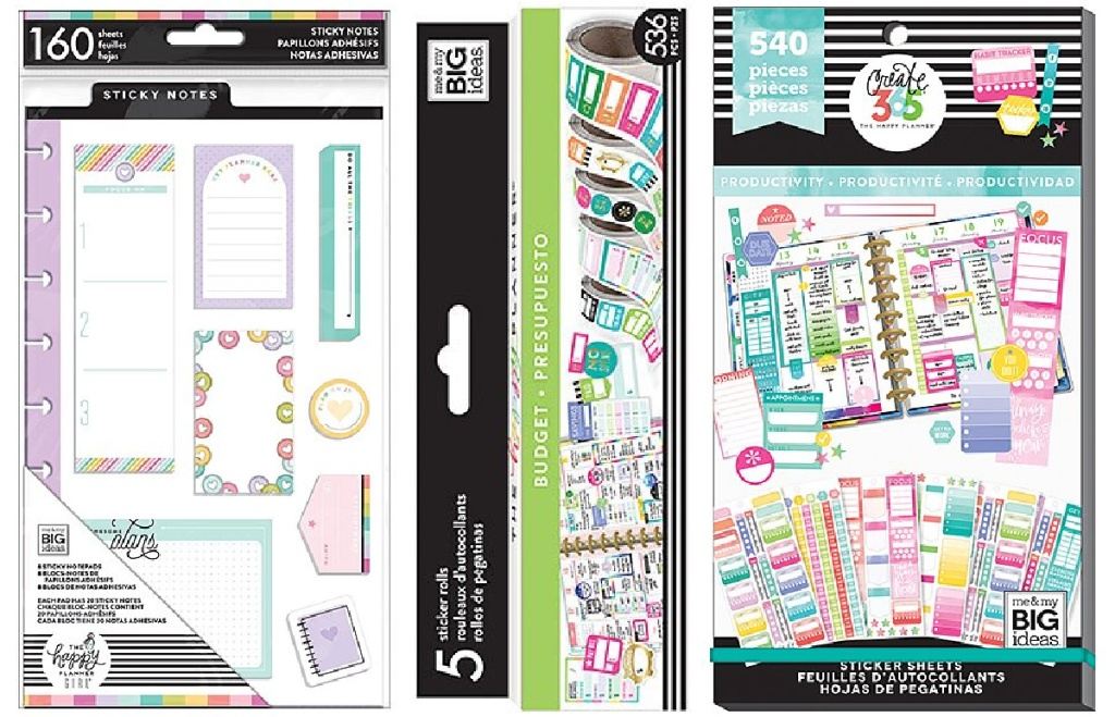 The Happy Planners Stickers