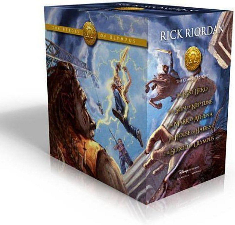 Heroes of Olympus Box Sets