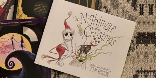 Buy 2 Books, Get 1 Free on Amazon | Nightmare Before Christmas, The Grinch, Harry Potter, & Many More