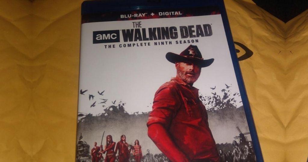 The Walking Dead Season 9 on Blu-Ray + Digital