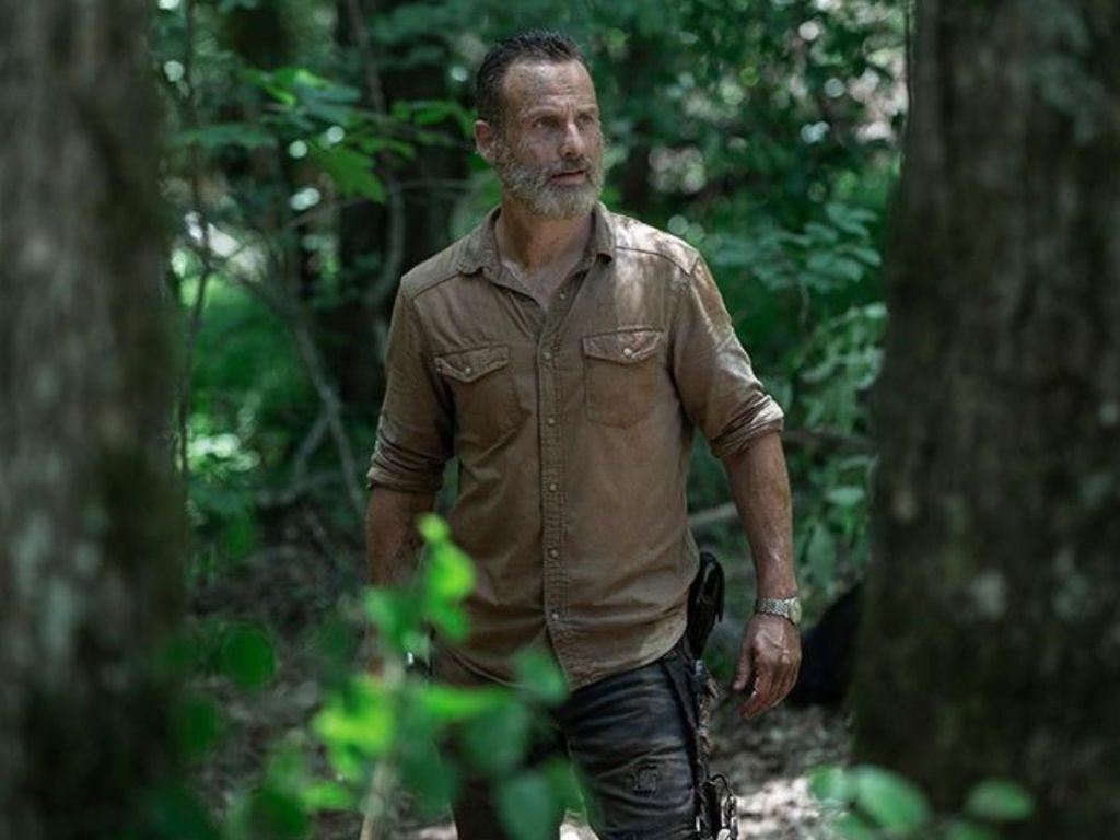Rick Grimes from The Walking Dead Season 9