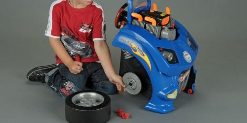 Hot Wheels Replica Car Playset Just $89.99 Shipped (Regularly $140) | Kids Can Repair the Engine & More