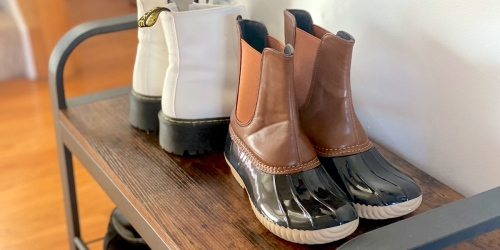 These Tiosebon Duck Boots are Cute, Comfy, & Just $25!