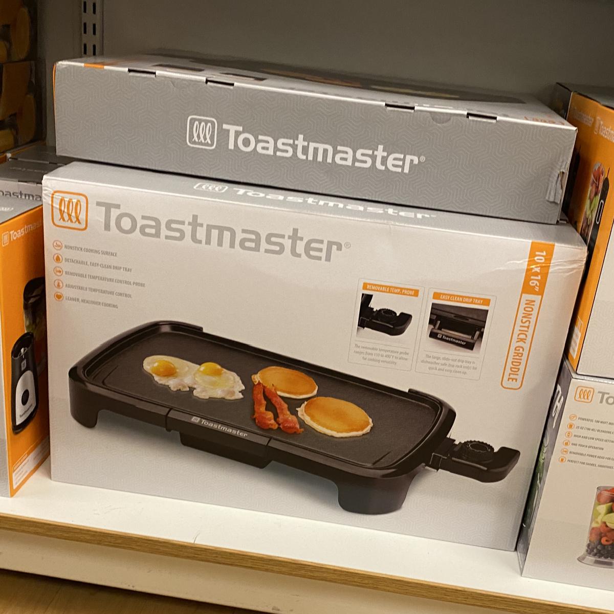 Toastmaster Griddle