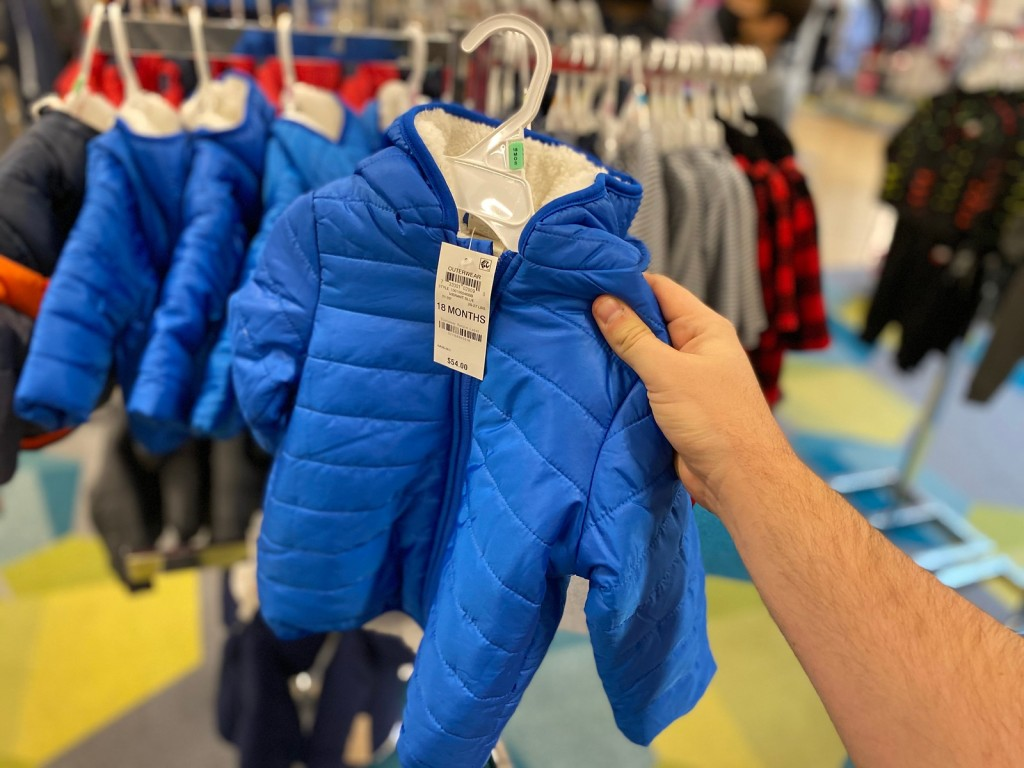 Toddler Boy Puffer Coat from Macy's