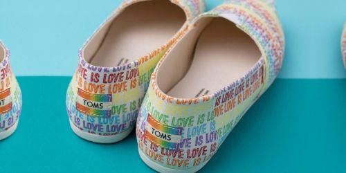 TOMS Slip-On Shoes Just $26 on Nordstrom.com (Regularly $60)