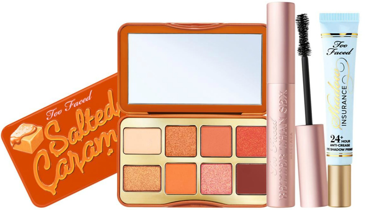 Too Faced cosmetics set