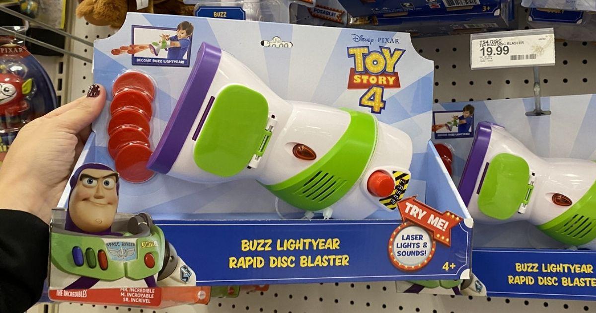 Toy Story Blaster Buzz Lightyear