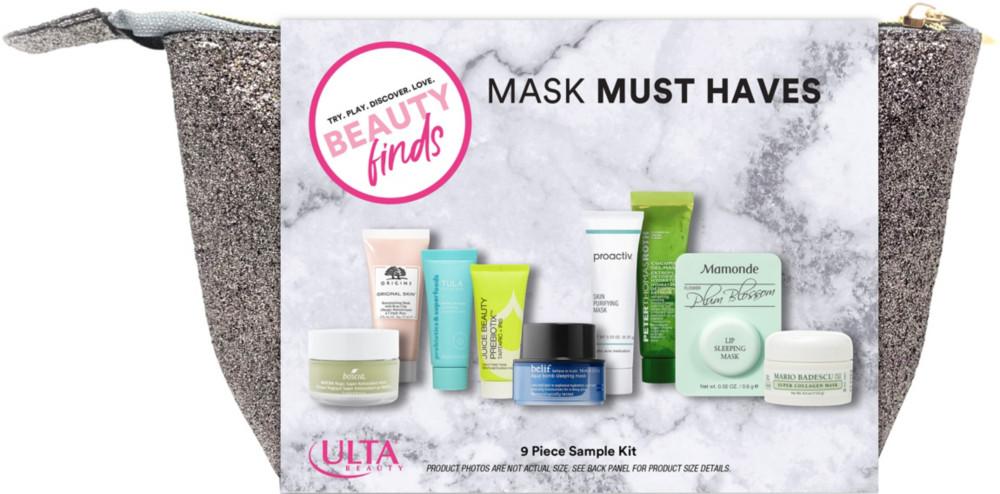 ULTA Beauty Mask Must Haves