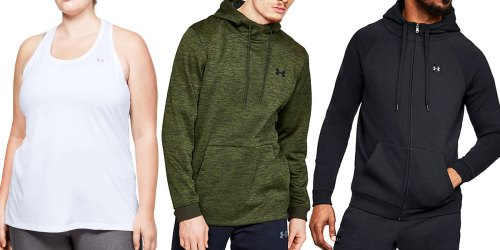 Under Armour Apparel for the Family from $7 on Belk.com + Free Shipping