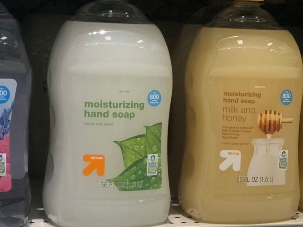 Up & Up Hand Soap