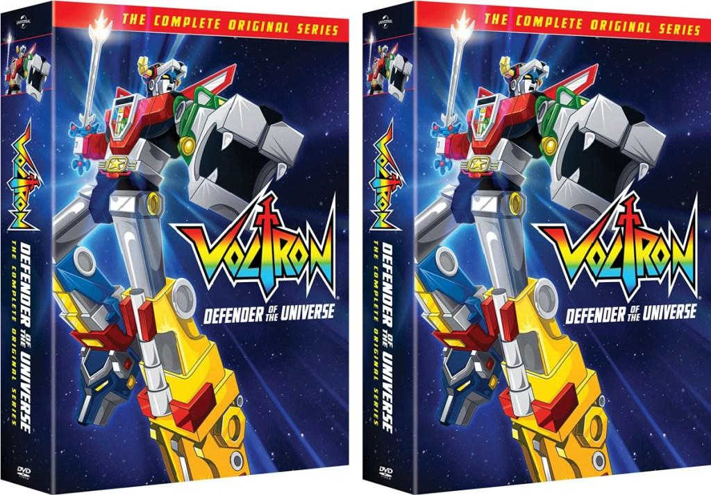 dua DVD pertunjukan animasi 80-an