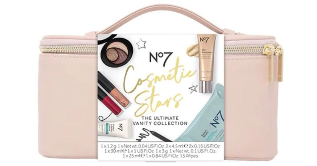 Walgreens No7 Cosmetic Stars Ultimate Vanity Collection