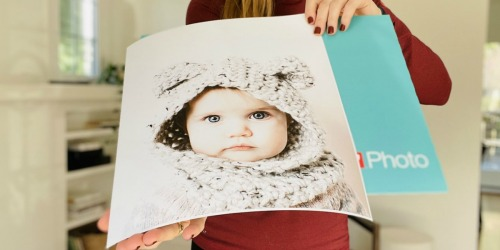 11×14 Photo Poster Print Only $1.99 + Free Walgreens In-Store Pickup